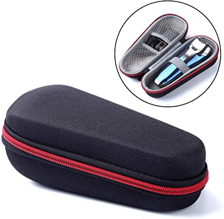 Shaver Storage Bag EVA Estuche portátil Bolsa Protectora para Braun Series 3 Series 5 Series 7: Amazon.es: Hogar