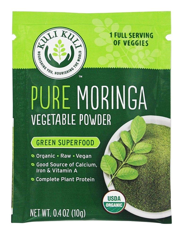 Kuli Kuli, Pure Moringa Vegetable Powder, 0.4 Ounce