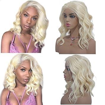 Orange Cying Lin Short Bob Wavy Curly Wig Orange Ombre Wig For Women Cosplay Halloween Wigs Heat Resistant Bob Party Wig Include Wig Cap