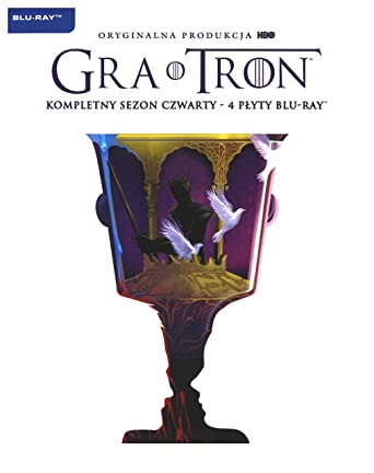 Amazon com: Game of Thrones Season 4 [4Blu-Ray] [Region Free