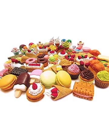 IWAKO borradores exceso pastel de postre (paquete de 20)