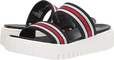 51e5808382e8 MIA Women s Lillie Black White Red 6 ...