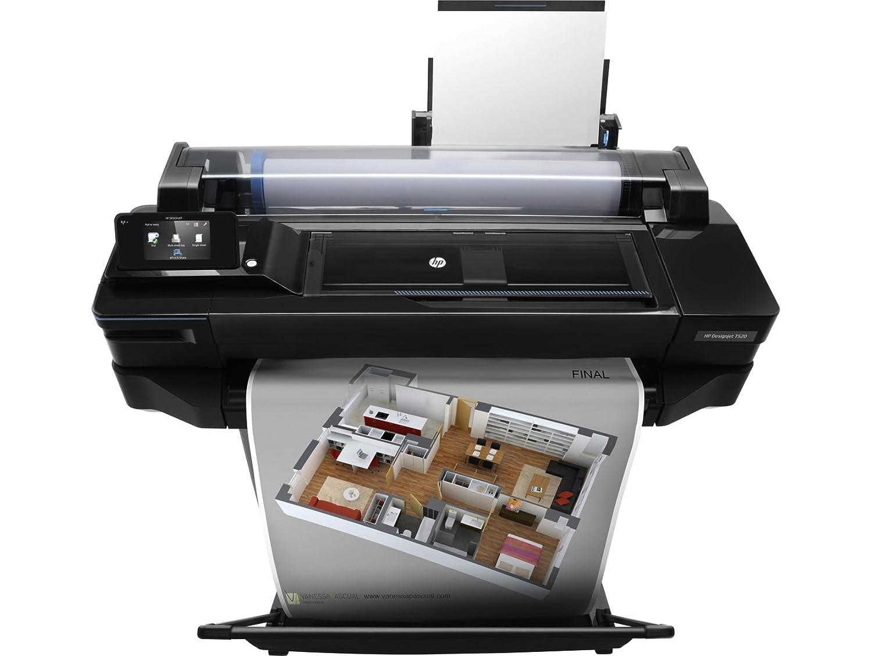 HP Designjet ePrinter T520 610mm - Impresora de Gran Formato (35 ...