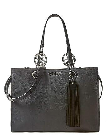 24578f8836393 Guess bag black ALANA GIRLFRIEND (One Size - Black)  Amazon.de ...