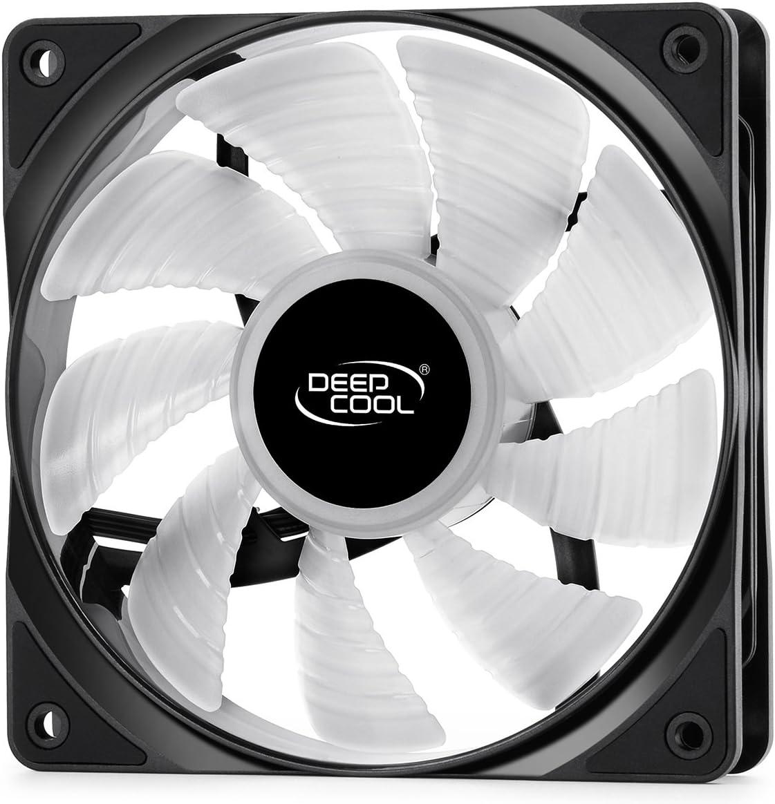 GAMMAXX GT DeepCool RGB CPU Cooler 4 Heat Pipes 120mm RGB Fan Universal Socket Solution