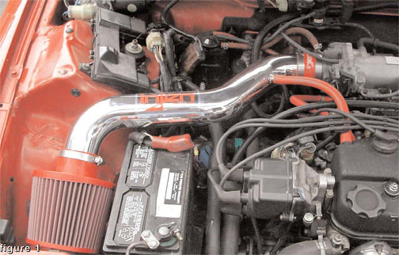 K/&N Performance Intake Kit for 88-91 Honda Civic #57-3503