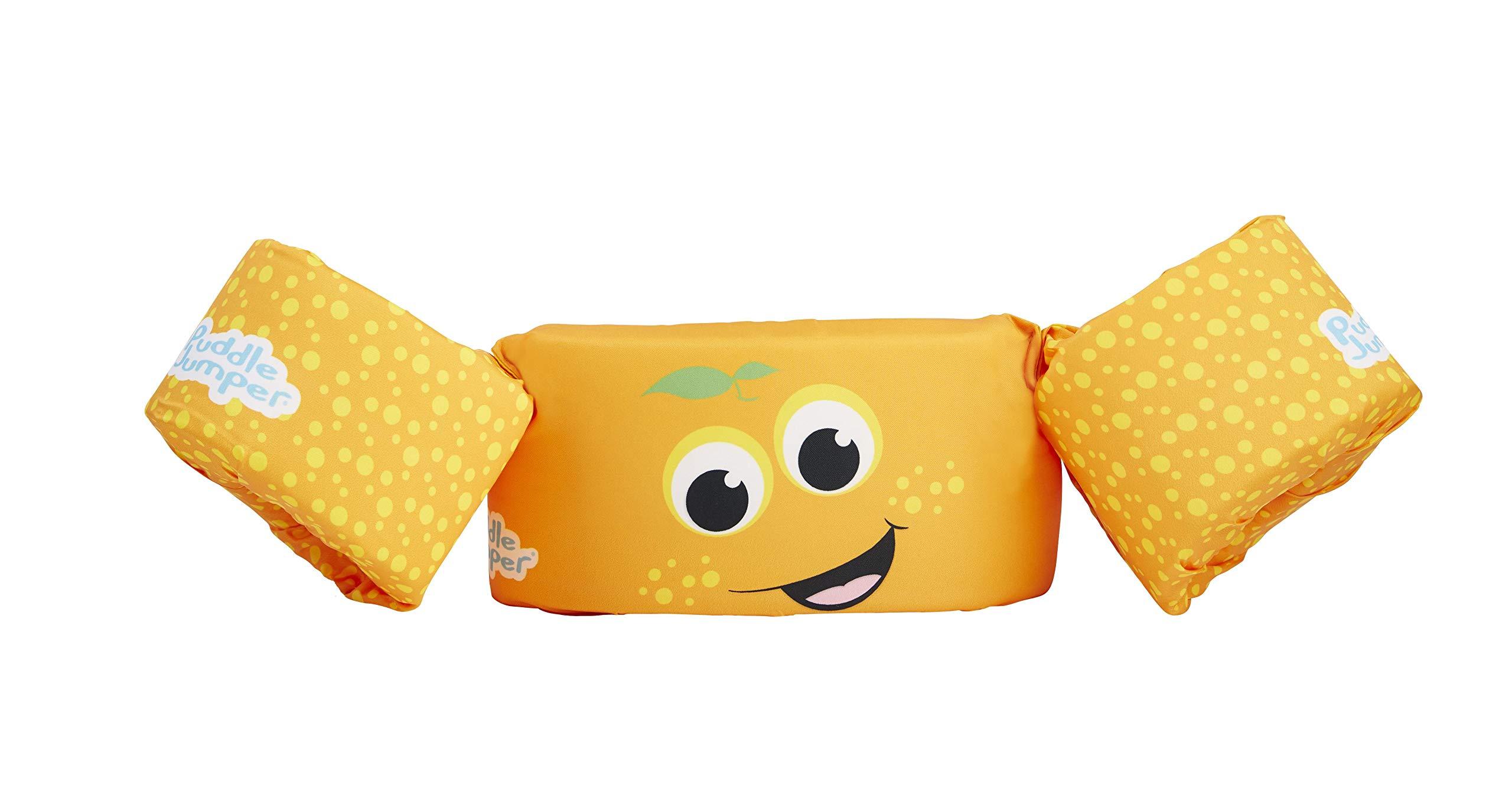 Stearns Puddle Jumper Kids Life Jacket   Life Vest for Children, Orange, 30-50 Pounds