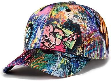 Gorra De Béisbol De Damas Gorra para Hombre De Fashion Graffiti De ...