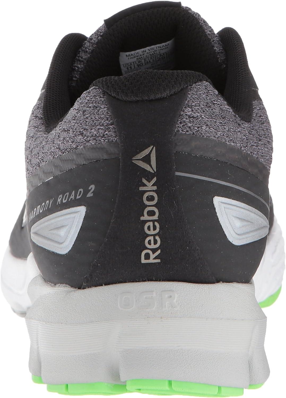Reebok Mens Harmony Road 2 Sneaker