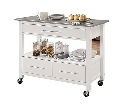 Amazon.com - ACME Furniture 98330 Ottawa Kitchen Isl Island ...