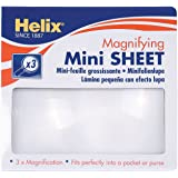 Helix Mini Magnifying Sheet (Pack of 3)