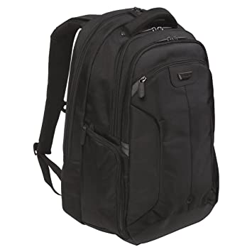 Targus Corporate Traveller 15.6-Inch Laptop Protection Backpack ... 6fe5dd32aef8