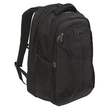 """3b43b7239f Targus Corporate Traveller Sac à Dos pour Ordinateur Portable 15,6"""" -  Noir"""