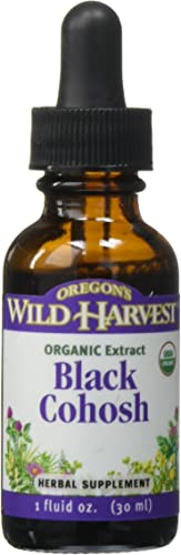 Oregon's Wild Harvest 1 1 Organic Black Cohosh Extract