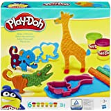 Play-Doh Make & Mix Zoo