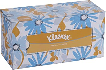 Kleenex Facial Tissue Box, 200 Sheets per Box, 2 Ply, 3 Box Combo, 60038 by Kimberly-Clark