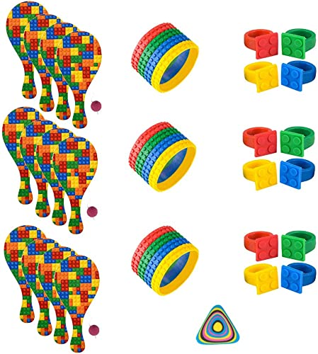 Shop Zoombie Building Block Party Supplies and Party Favors