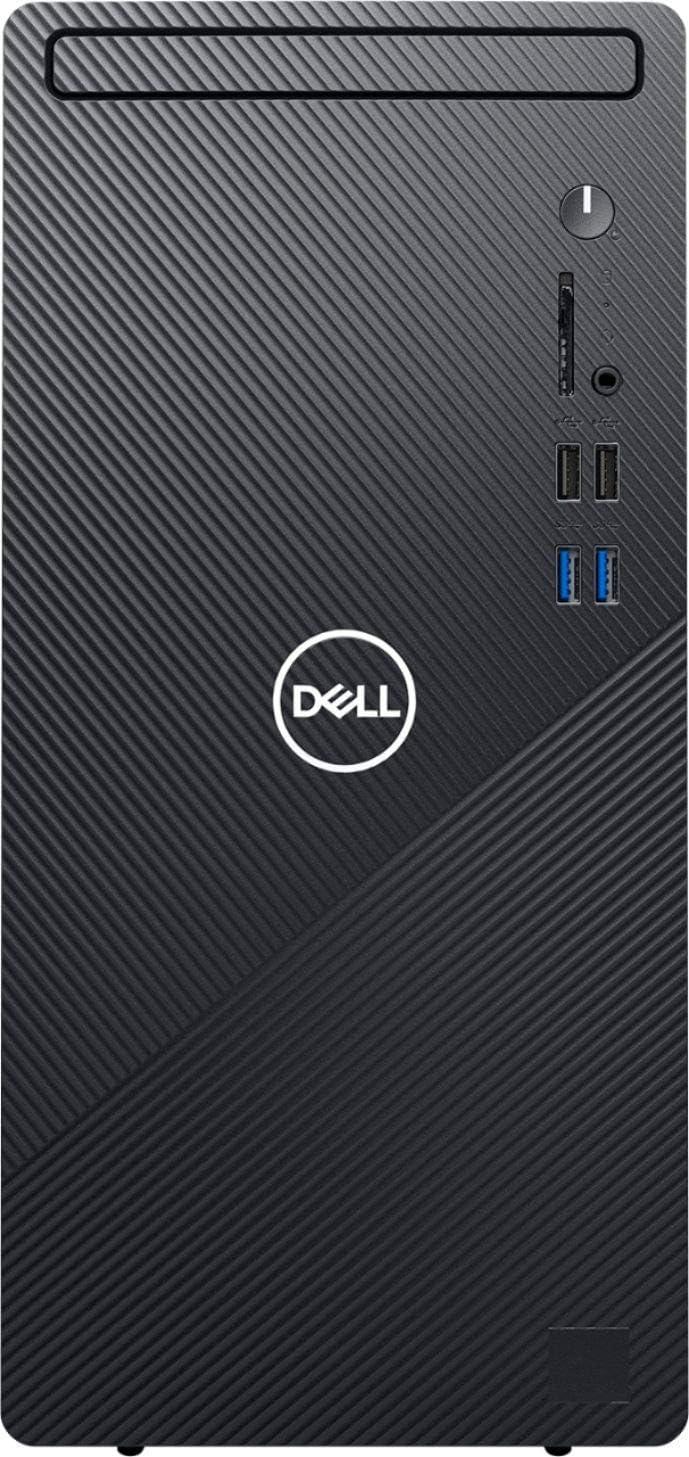 Dell Inspiron 3000 3880 i5-10400 12GB RAM 256GB SSD+1TB Hard Drive Windows 10 Home (Renewed)
