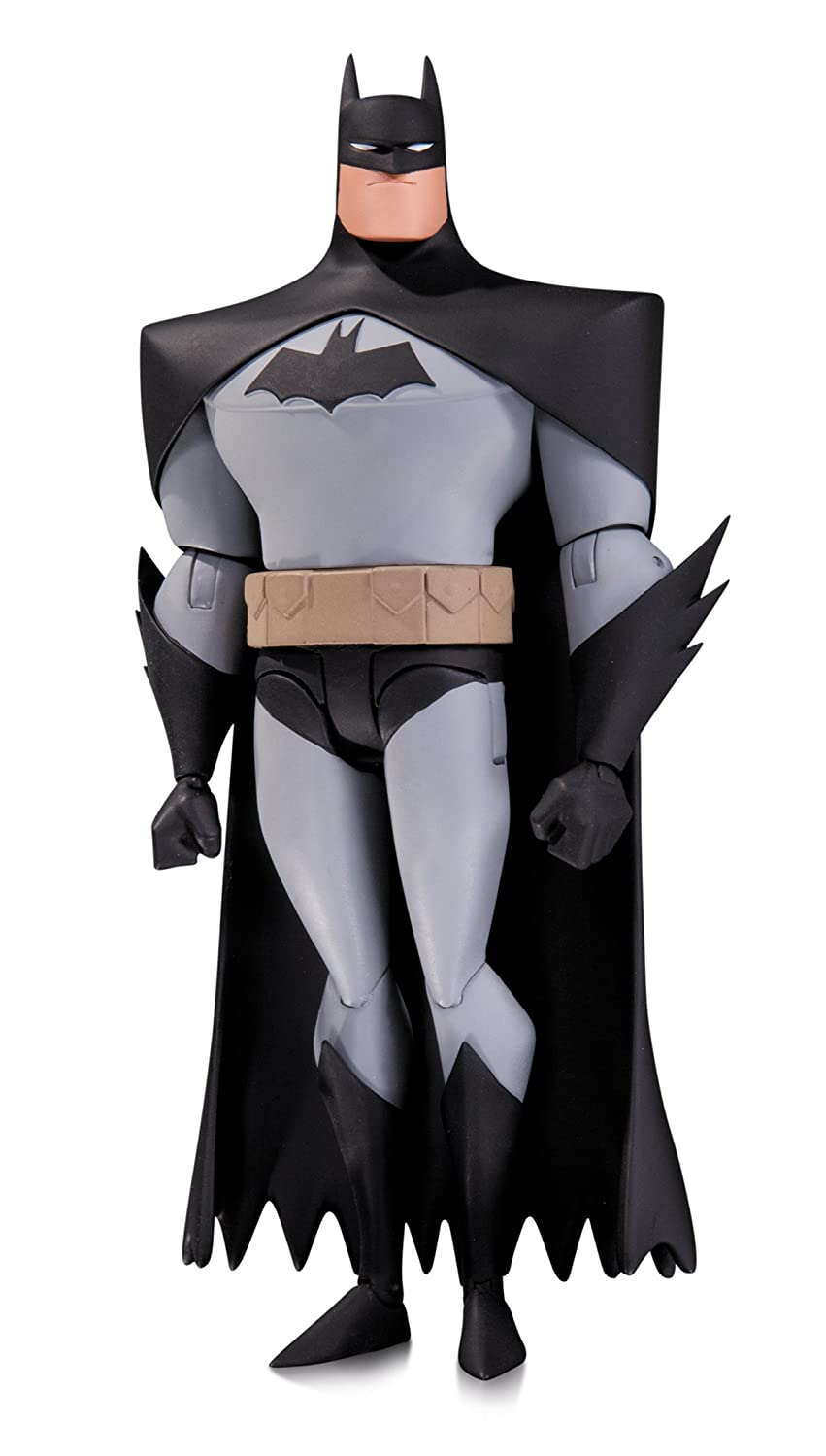 Warner Bros. DC Comics JUN140313 - The New Batman, figura de acción (JUN140313) - Figura Batman 16 cm