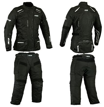 BOS – Traje de moto combinado, impermeable, resistente al viento ...
