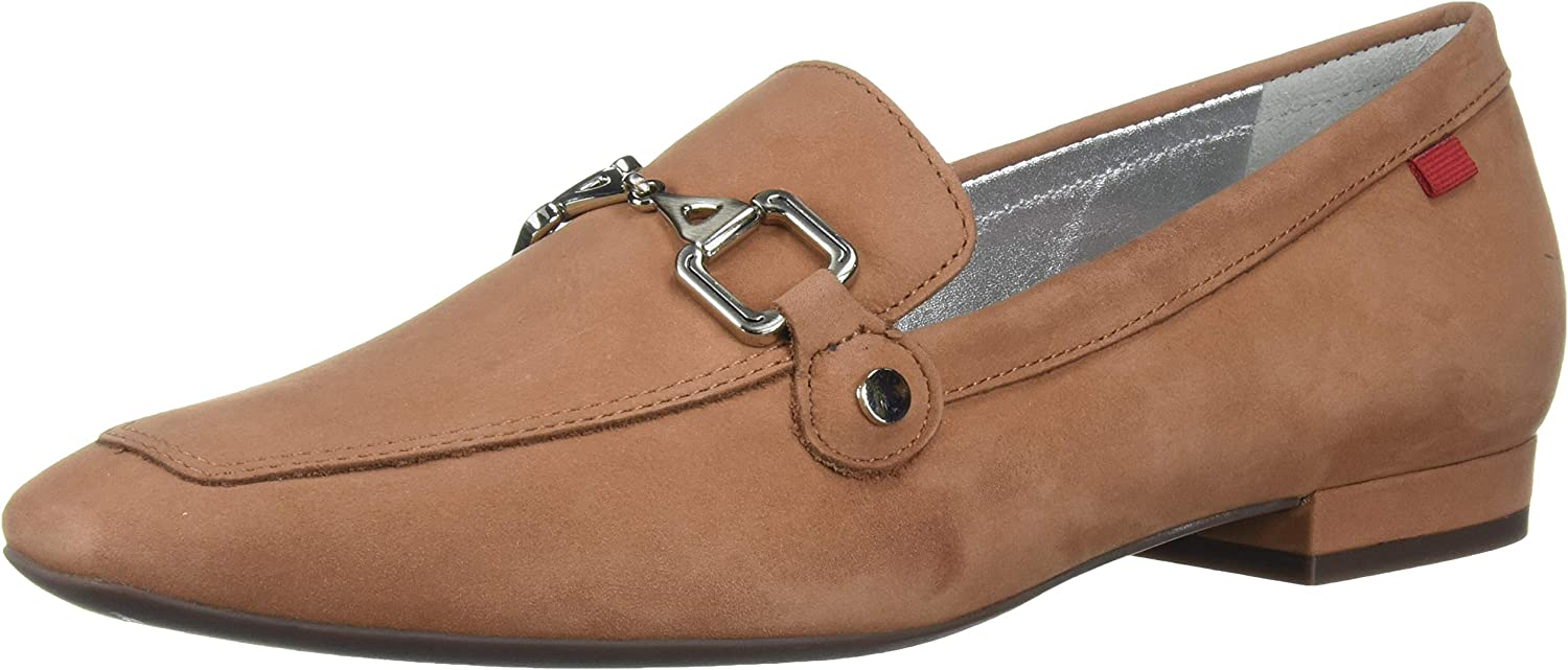 MARC JOSEPH NEW lowest price YORK Bombing free shipping Women's Loafer Buckle Leather W. Houston