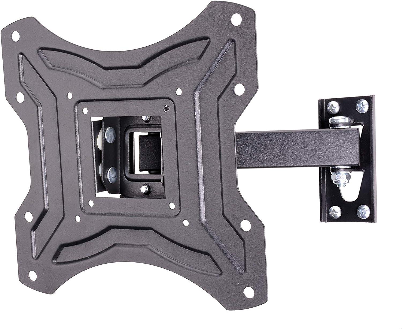 Basics Essentials Range 13-23 Single Arm Swivel and Tilt TV Wall Mount