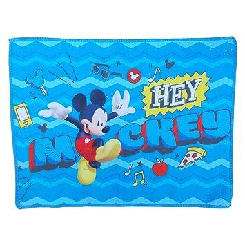 Disney Mantel Individual TOPOLINO Mickey Mouse Breakfast EN Tela CM. 40X30 - 51429/3