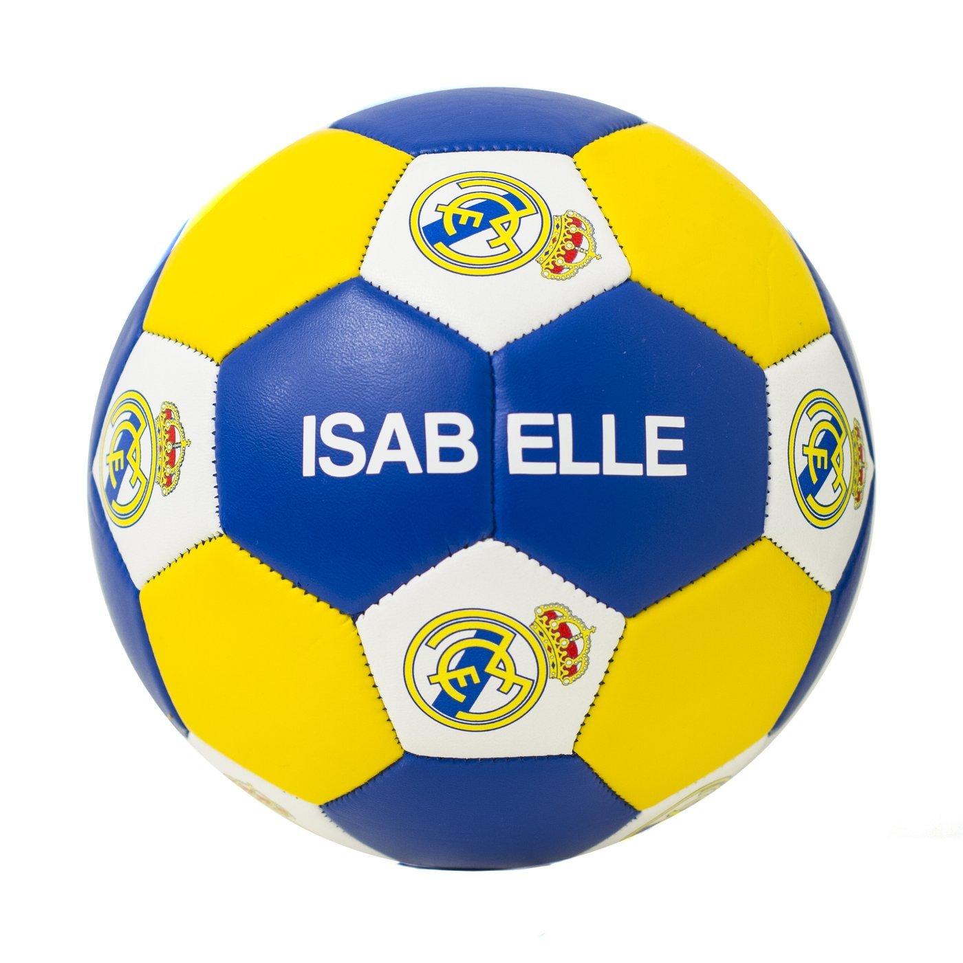 Personalizado REAL MADRID FOOTBALL – Balón de fútbol americano ...