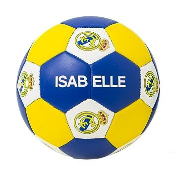 Personalizado REAL MADRID FOOTBALL - Balón de fútbol ...