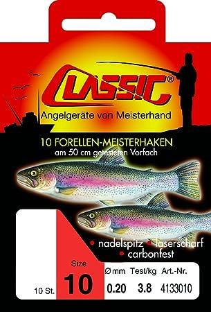 50cm Paladin Classic Forellen Meisterhaken