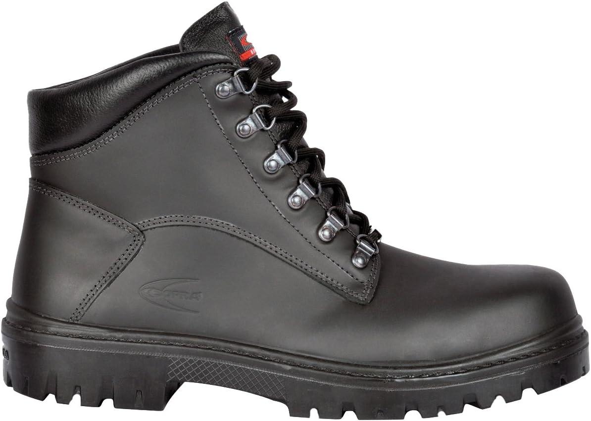 Cofra 26510–001.w40Talla 40s3SRC–Zapatillas de Seguridad monteria, Color Negro