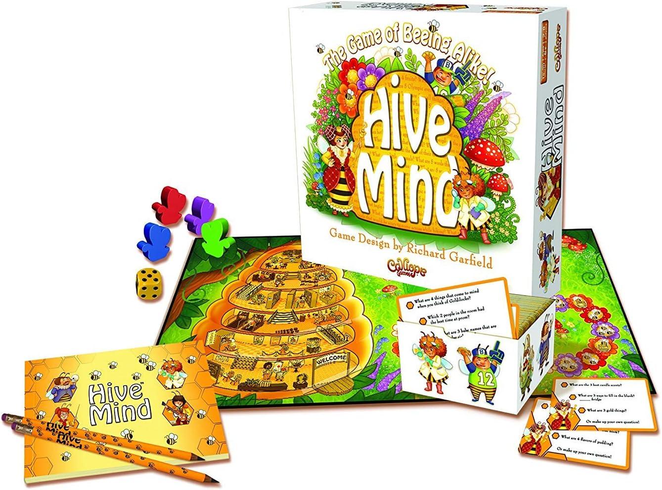 Calliope Games Hive Mind Juego de Tablero: Amazon.es: Juguetes y ...