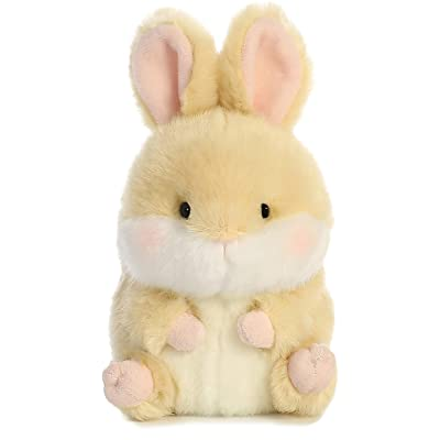 """Aurora - Rolly Pet - 5"""" Lively - Bunny: Toys & Games"""