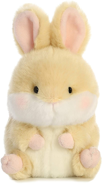 55b59cc9fd3b Aurora Lively Bunny Rolly Pet Plush Stuffed Animal 5