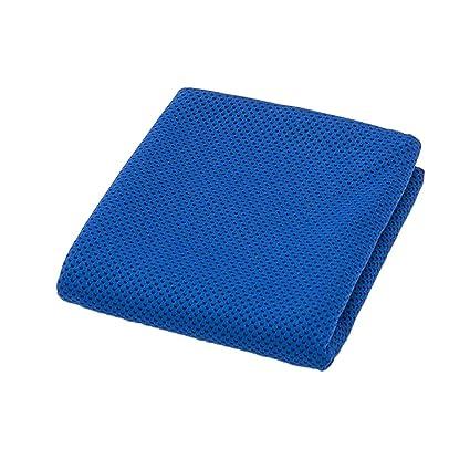 MachinYeser Seque rápidamente Toalla de enfriamiento con Hielo Toalla de Deportes Enfriamiento rápido Verano Prevención de