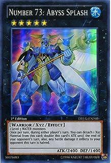3b62c2edd343 Yu-Gi-Oh! - Number C73  Abyss Supra (DRLG-EN041) - Dragons of Legend ...