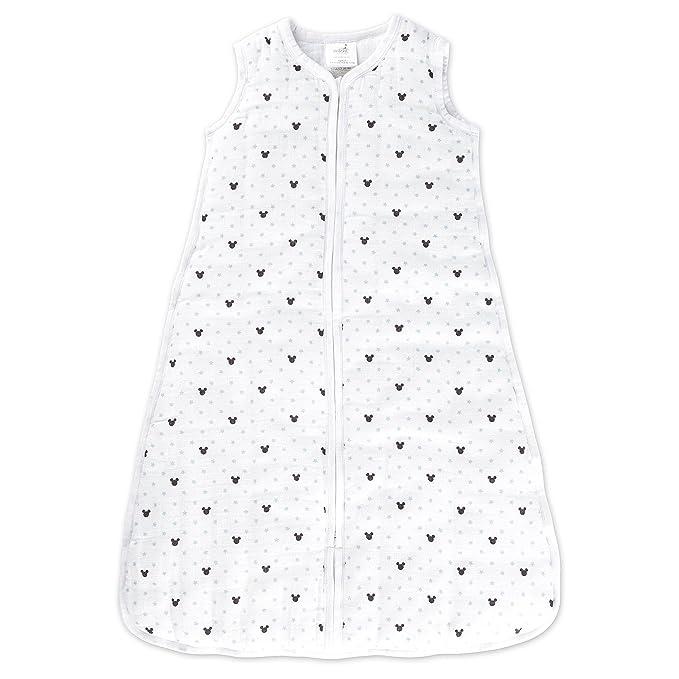 aden por aden + anais 2,5 tog invierno saco de dormir - diseño de Mickey Mouse (12 - 18 meses): Amazon.es: Bebé