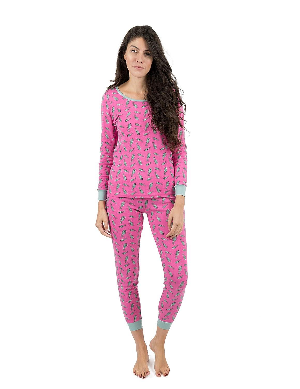 ab85862f5 Leveret Womens Pajamas 2 Piece Pajama Set 100% Cotton Size X-Small-X-Large  at Amazon Women s Clothing store