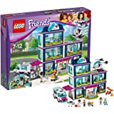 LEGO 乐高  拼插类 玩具  LEGO Friends 好朋友系列 心湖城医院 41318 7-12岁