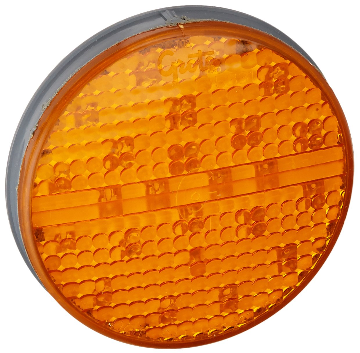 Grote 77353 Yellow 4'' LED Strobe Lights