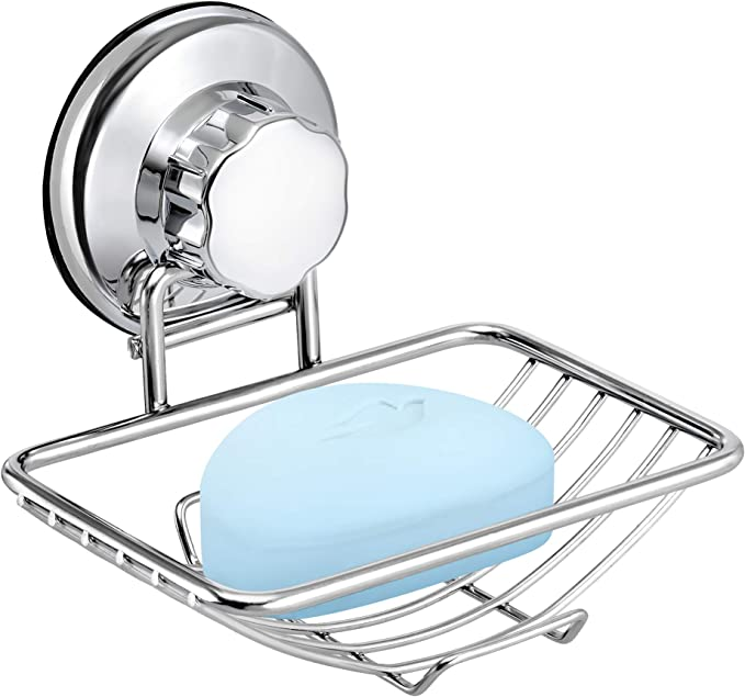 iPEGTOP Wall Mounted Soap Dish Holder