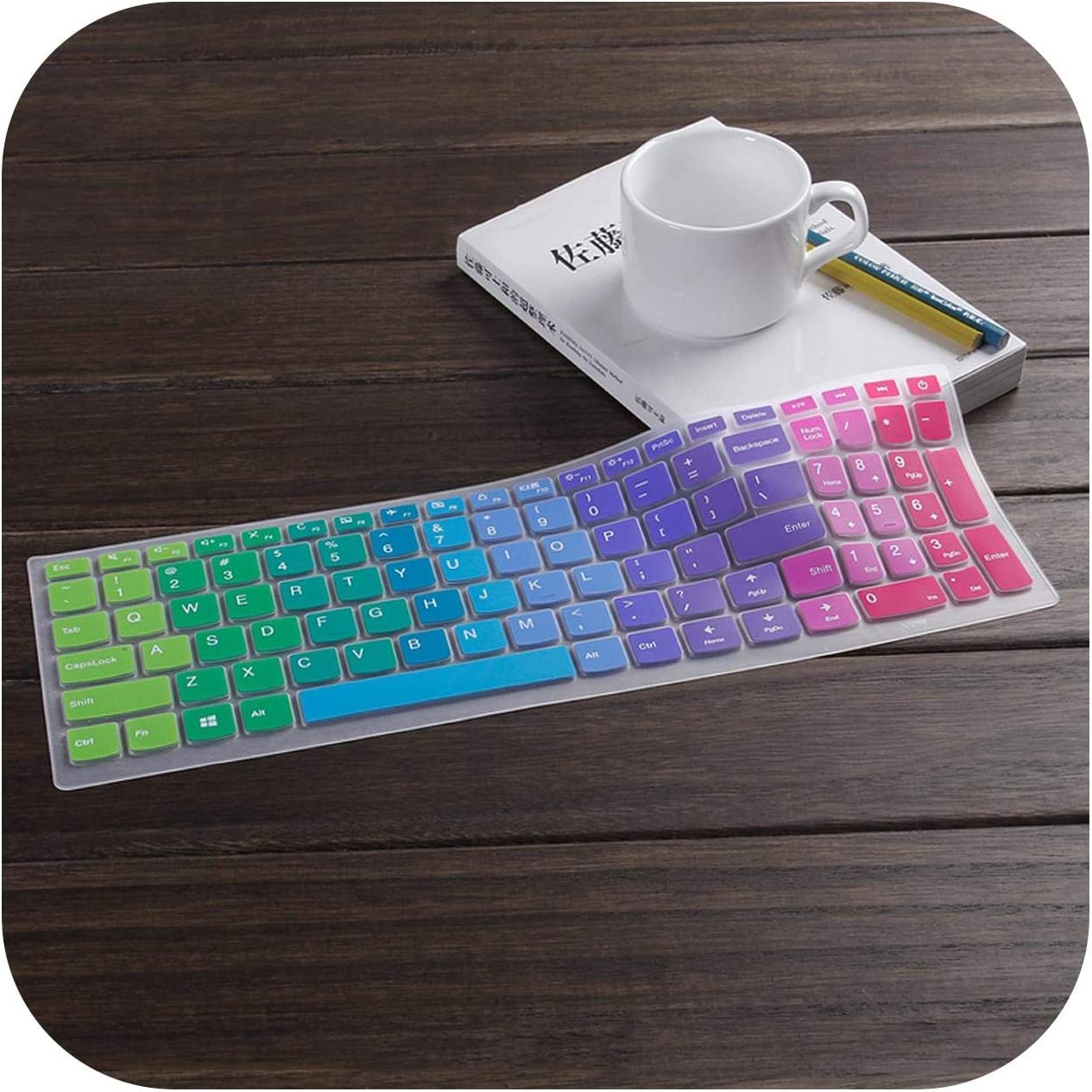 2020 Laptop Keyboard Protector for Lenovo Ideapad 310 15//510 15//110 15 17 Laptop New 15 Inch Notebook Keyboard Cover Protector Purple