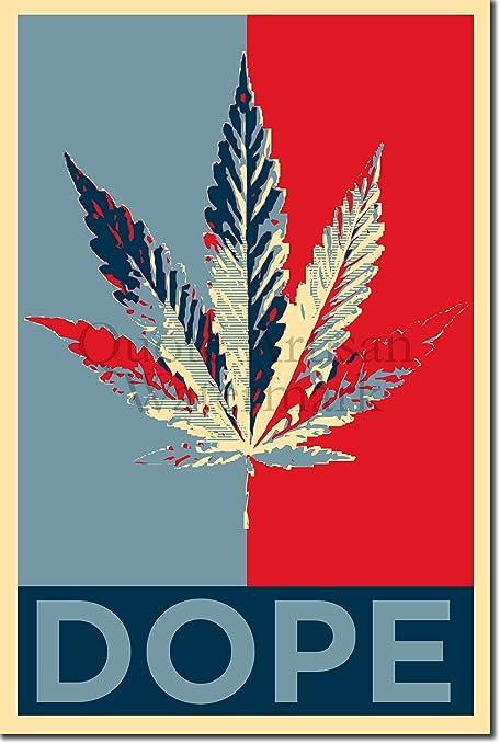 18 x 24 weed//marijuana poster Brand New Blunt Talkin/'
