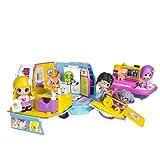 Pinypon - Ambulancia de mascotas, muñeca y accesorios (Famosa 700012751)
