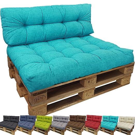 2 opinioni per Cuscini Lounge per divano in palet de proheim- Cuscini in diversi formati per