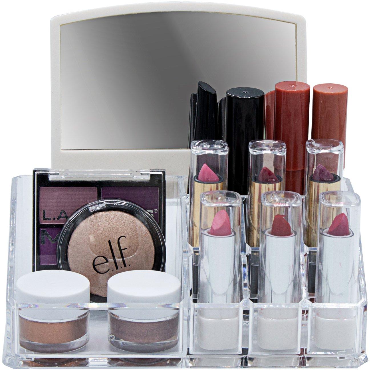 Amazon.com: Sorbus acrílico cosméticos organizador de ...