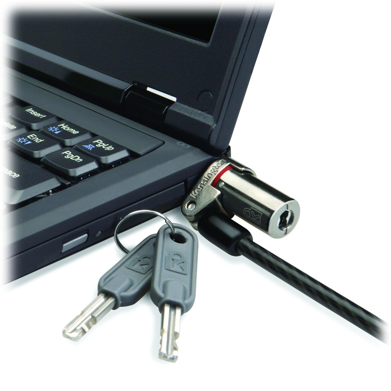 Amazon.com: Kensington K64590US MicroSaver DS Keyed Ultra-thin ...