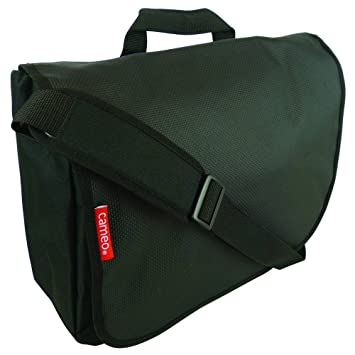 Cameo Bicycle Bag - Messenger Black d33221163e333
