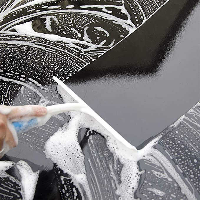 Cosanter 1x Alfabeto Ingl/és Moderno 26 Letras Blanco Madera Casa Fiesta Decoraci/ón de la Boda de Tiro de Alta 8cm B