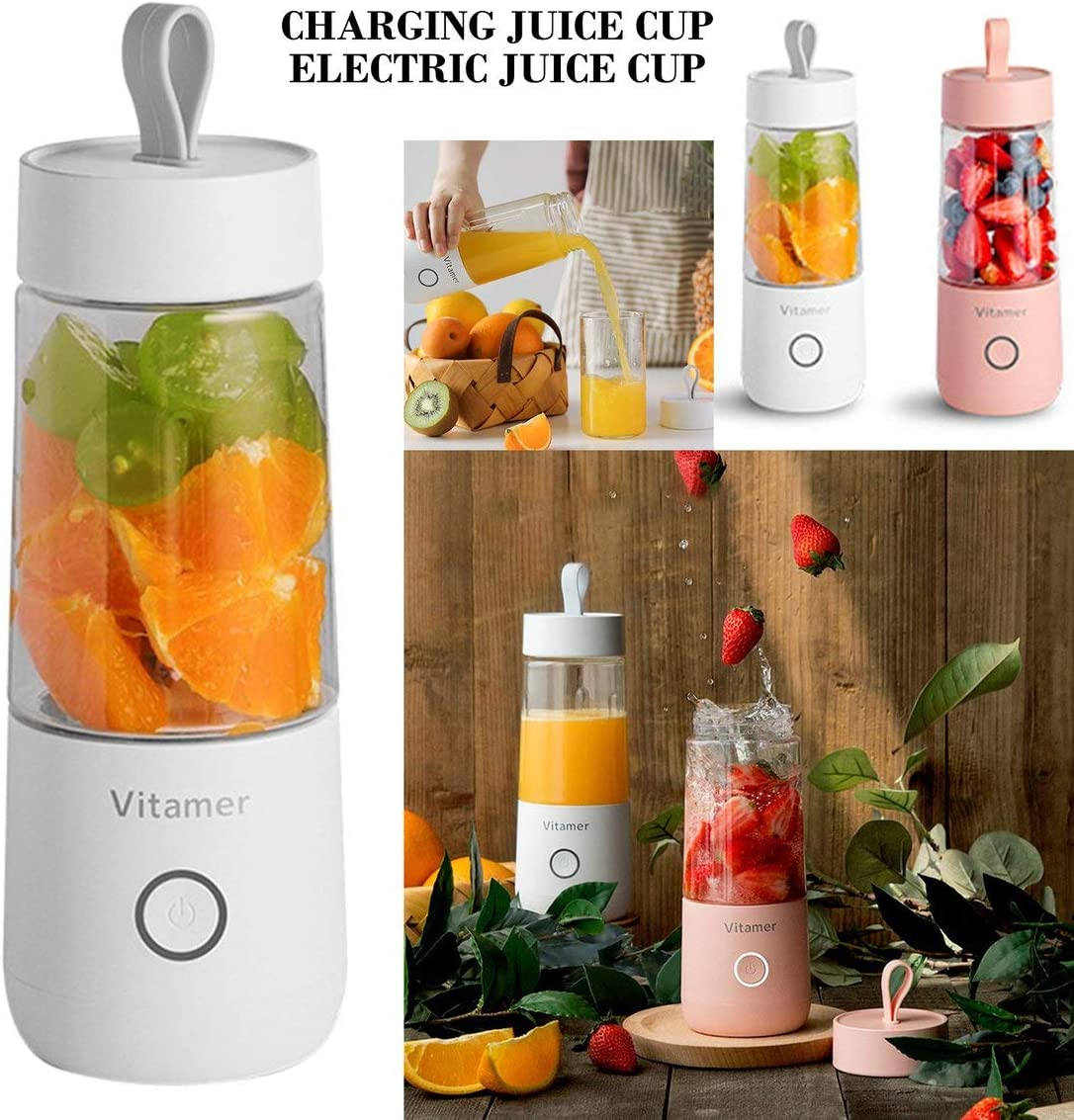 Gugutogo Vitamina Juice Cup Vitamer Juicer port/átil V Juging Cup Juice Cup Electric Juice Cup Moda profesional
